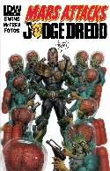 Mars Attacks Judge Dredd #1 [Comic]