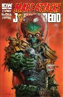 Mars Attacks Judge Dredd #2 [Comic]