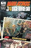 Mars Attacks Judge Dredd #3 Subscription Cover [Comic] THUMBNAIL