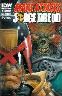 Mars Attacks Judge Dredd #4 [IDW Comic]