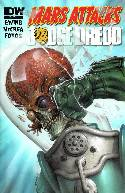 Mars Attacks Judge Dredd #3 [Comic]
