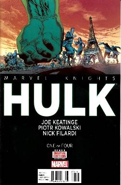 Marvel Knights Hulk #1 [Comic] LARGE