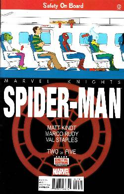 Marvel Knights Spider-Man #2 [Comic] LARGE