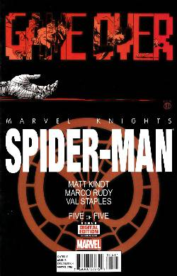 Marvel Knights Spider-Man #5 [Comic] LARGE