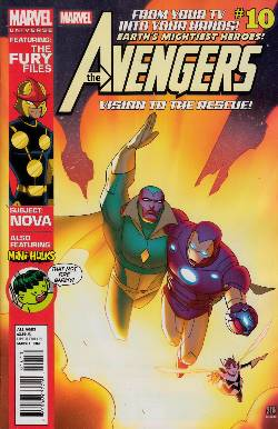 Marvel Universe Avengers Earths Heroes #10 [Comic]_LARGE
