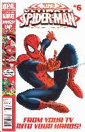 Marvel Universe Ultimate Spider-Man #6 [Comic] THUMBNAIL