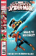 Marvel Universe Ultimate Spider-Man #10 [Comic] THUMBNAIL