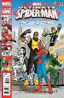 Marvel Universe Ultimate Spider-Man #11 [Comic] THUMBNAIL