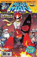 Mega Man #17 Regular Cover [Comic]