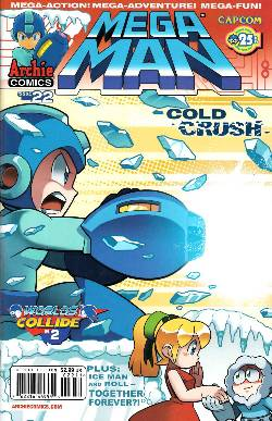Mega Man #22 [Comic]