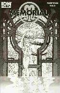 Memorial #5 Cover RI- Kaluta B&W Incentive [Comic] THUMBNAIL