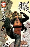 Mercy Sparx #3 Cover A- Merhoff [Comic] THUMBNAIL