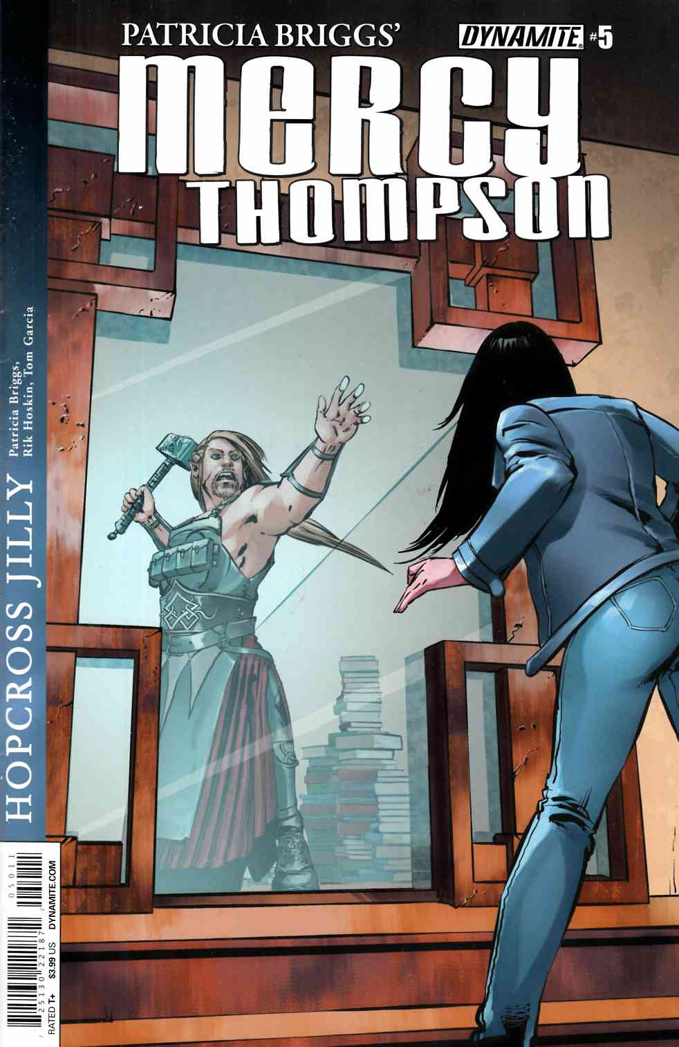 Mercy Thompson #5 [Dynamite Comic] THUMBNAIL