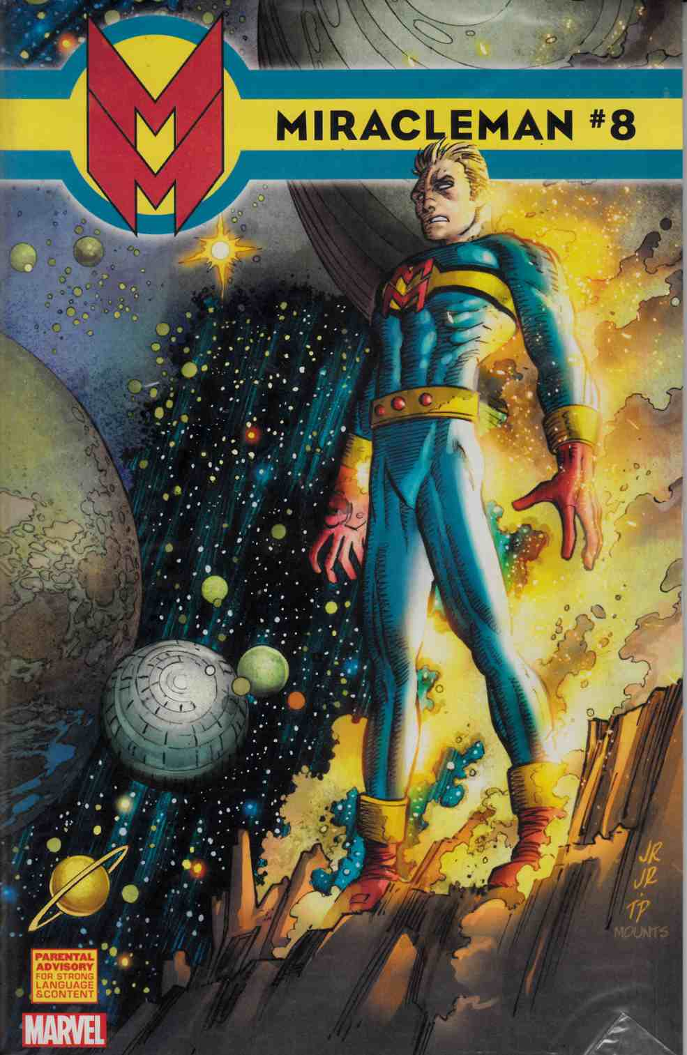 Miracleman #8 [Comic] LARGE