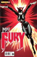 Miss Fury #1 Campbell Cover [Comic]