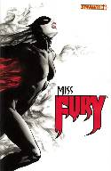 Miss Fury #1 Ross Cover [Comic]