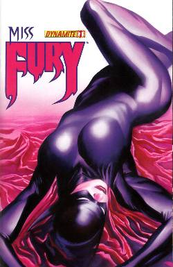 Miss Fury #1 Ross Subscription Cover [Comic] LARGE