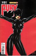 Miss Fury #2 Cover A- Benitez [Comic]