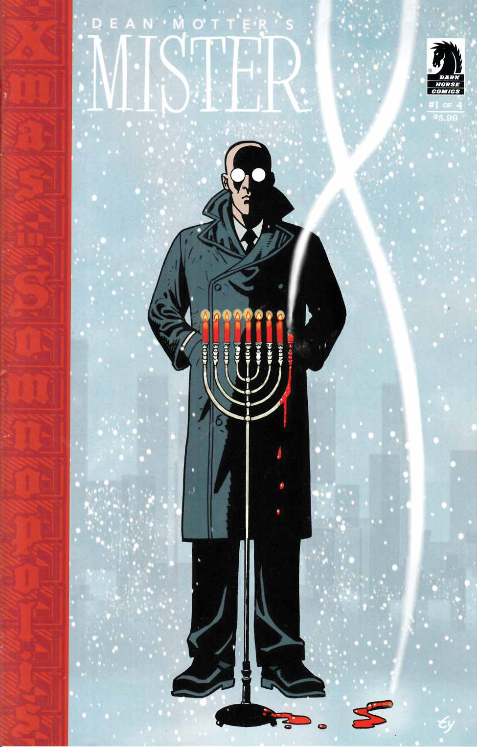 Mister X Razed #1 [Dark Horse Comic]_THUMBNAIL