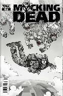 Mocking Dead #2 Dunbar Subscription Variant Cover [Comic]