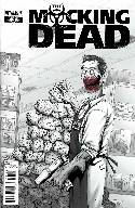 Mocking Dead #3 Dunbar Subscription Variant Cover [Comic] THUMBNAIL