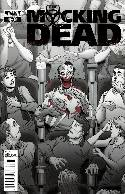 Mocking Dead #5 Exclusive Subscription Variant Cover [Comic] THUMBNAIL