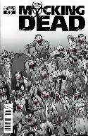 Mocking Dead #4 Dunbar Subscription Cover [Comic] THUMBNAIL