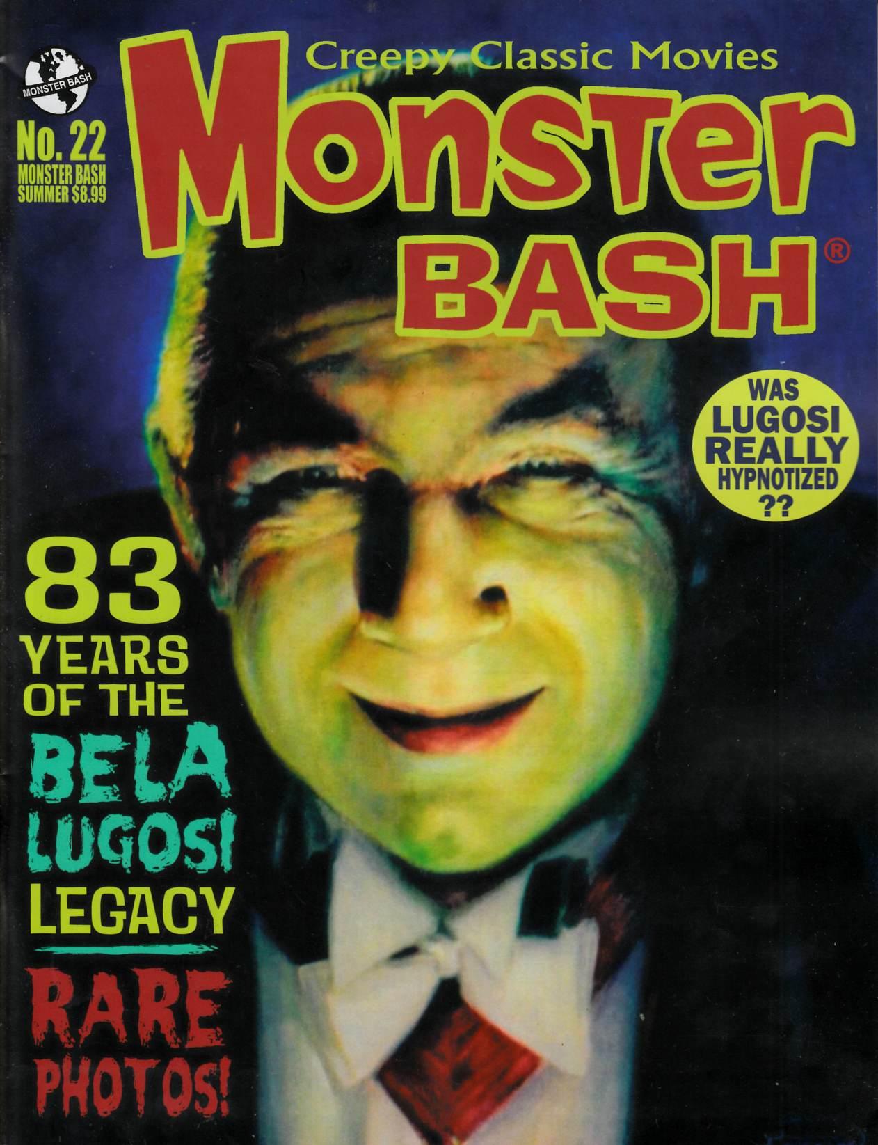 Monster Bash #22 [Magazine]