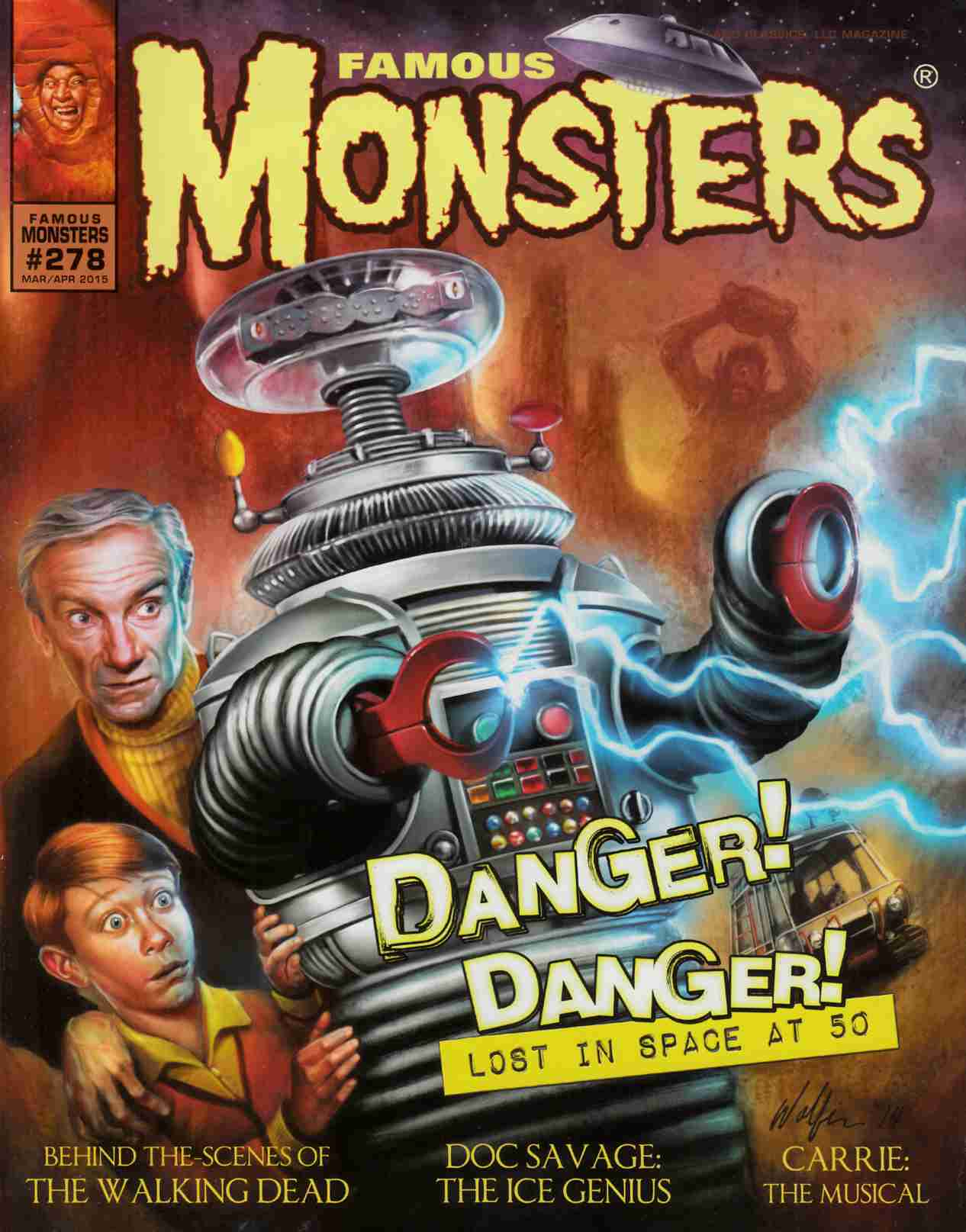 Famous Monsters of Filmland #278 [Magazine]