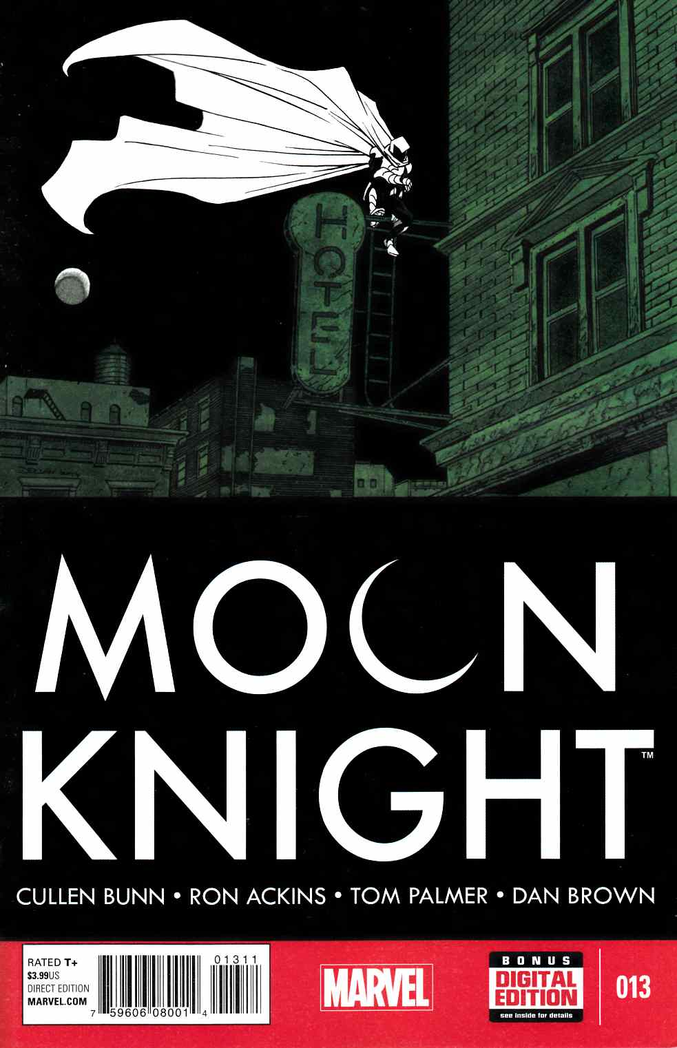 Moon Knight #13 [Marvel Comic] THUMBNAIL