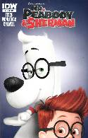 Mr Peabody & Sherman #2 Subscription Variant Cover [Comic]