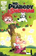 Mr Peabody & Sherman #3 [Comic] THUMBNAIL