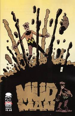 Mudman #5 [Image Comic] LARGE