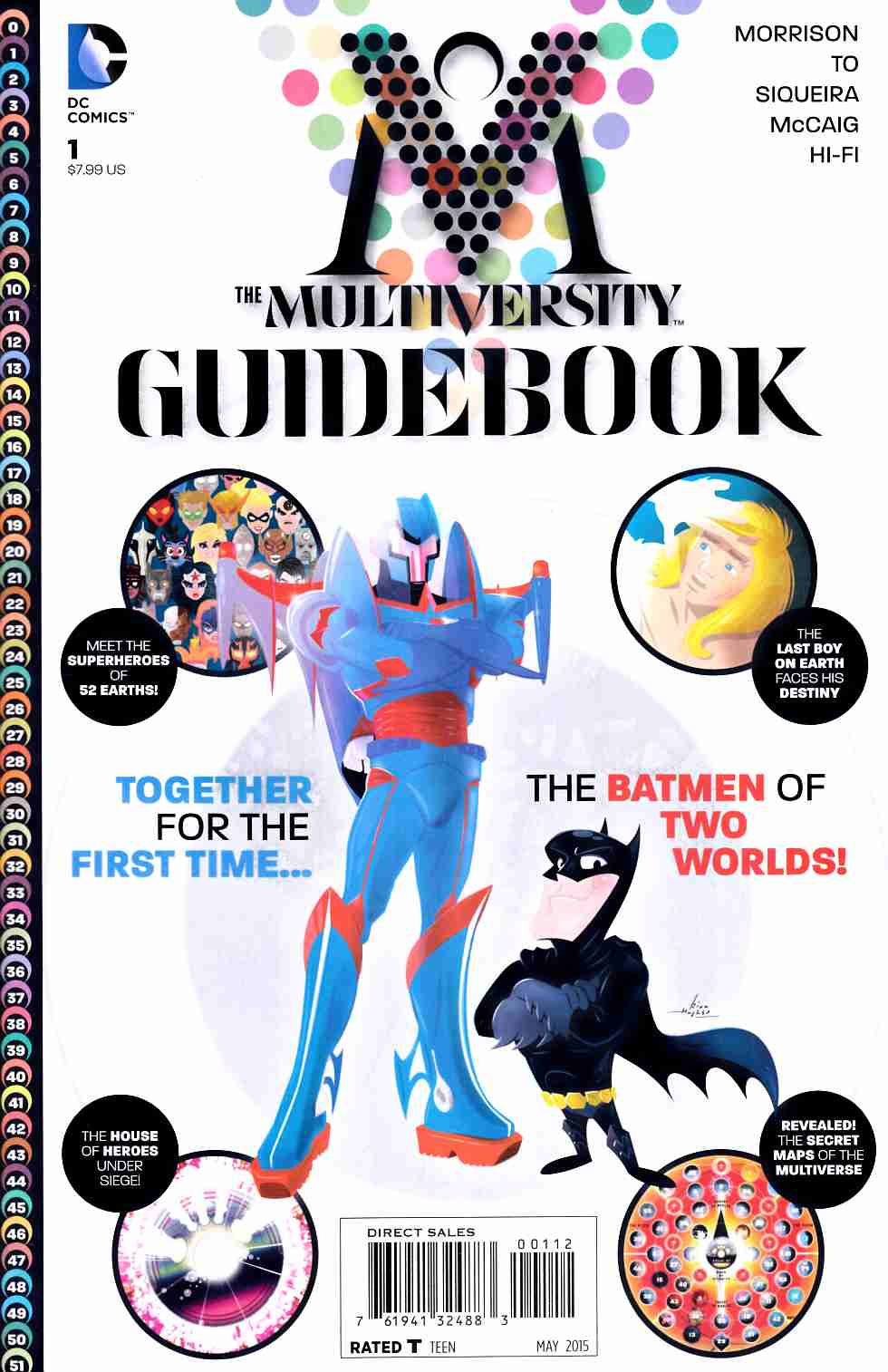 Multiversity Guidebook #1 Second Printing [DC Comic]_THUMBNAIL