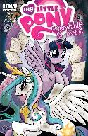 My Little Pony Friendship Is Magic #17 Cover B- Hickey [Comic] THUMBNAIL