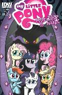 My Little Pony Friendship Is Magic #18 Cover B- Alberghetti [Comic] THUMBNAIL