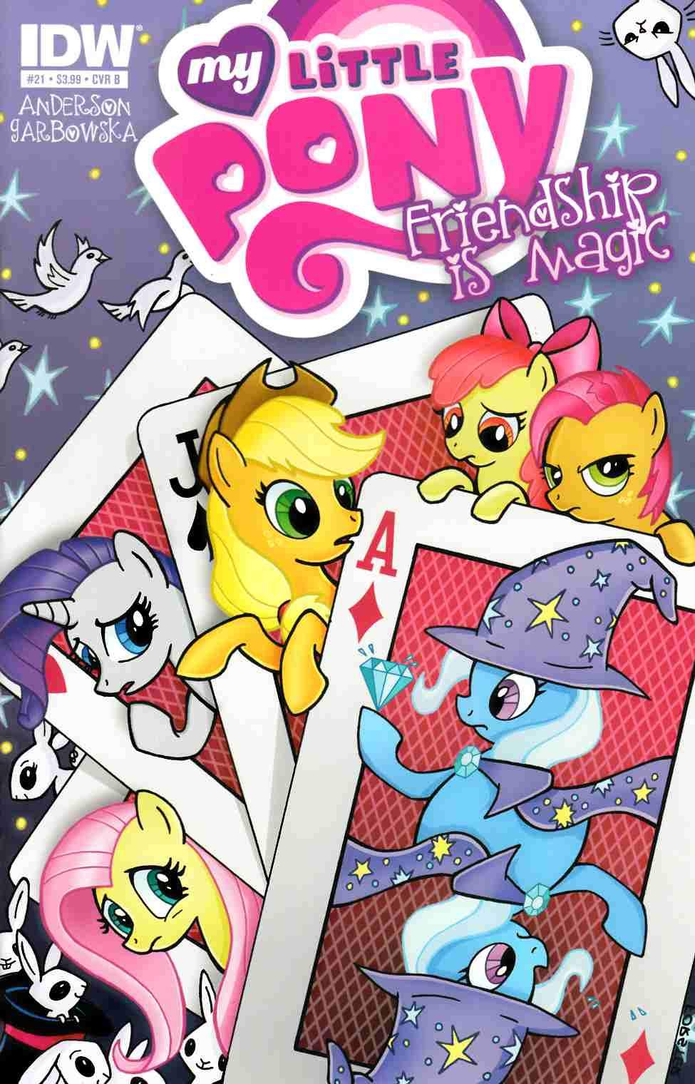 My Little Pony Friendship is Magic #21 Cover B- Forster [Comic] THUMBNAIL
