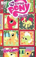 My Little Pony Micro Series #6 Cover A [Comic] THUMBNAIL