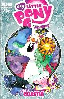 My Little Pony Micro Series #8 Celestia Cover A [Comic] THUMBNAIL