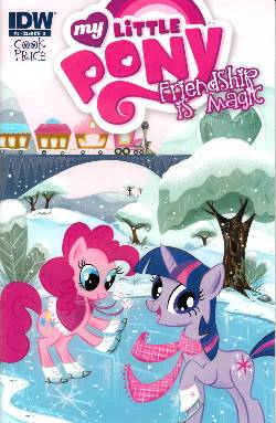 My Little Pony Friendship Is Magic #3 Cover B [Comic]_LARGE