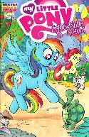 My Little Pony Friendship is Magic #1 Third Printing Cover D [IDW Comic] THUMBNAIL