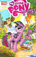 My Little Pony Friendship is Magic #1 Third Printing Cover A [IDW Comic] THUMBNAIL