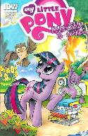 My Little Pony Friendship is Magic #1 Cover A [IDW Comic] THUMBNAIL