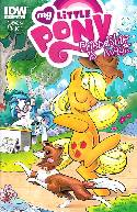 My Little Pony Friendship is Magic #1 Cover B [IDW Comic] THUMBNAIL