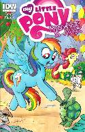 My Little Pony Friendship is Magic #1 Cover D [IDW Comic] THUMBNAIL