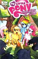 My Little Pony Friendship is Magic #1 Subscription Cover [Comic] THUMBNAIL