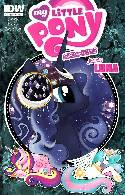 My Little Pony Micro Series #10 Luna Cover A- Mebberson [Comic] THUMBNAIL