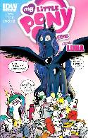 My Little Pony Micro Series #10 Luna Cover B- Price [Comic] THUMBNAIL