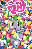 My Little Pony Micro Series #9 Spike Cover A- Mebberson [Comic] THUMBNAIL
