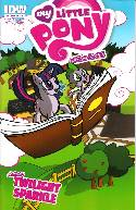 My Little Pony Micro Series #1 (Twilight Sparkle) Cover B [Comic]
